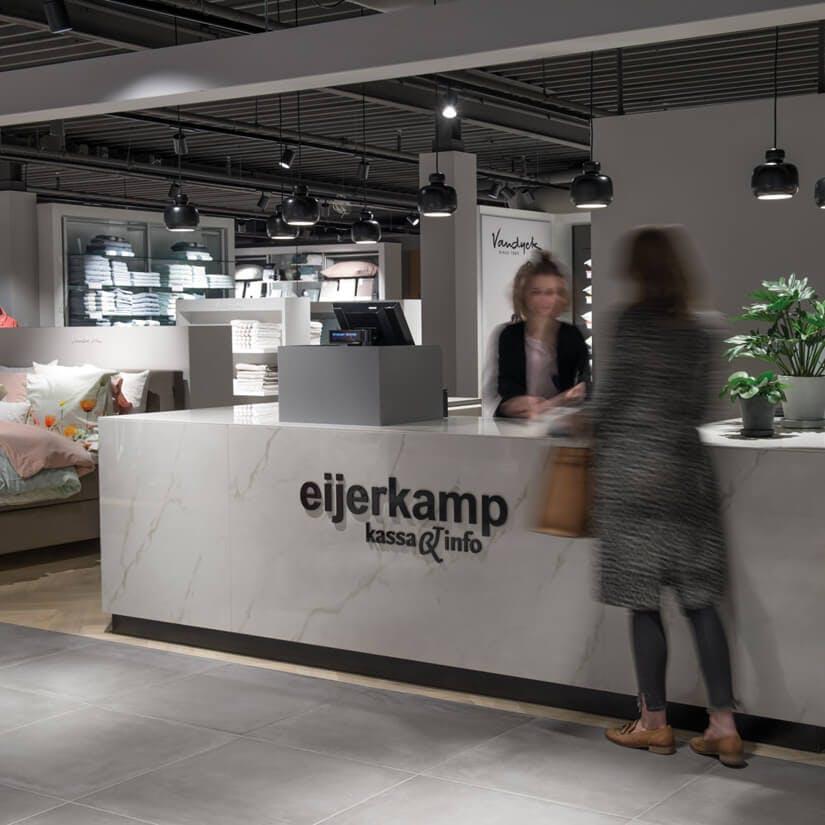 woonwinkel Eijerkamp Zutphen balie