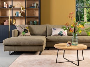 Woontrend lente 2020: Natural Yellow