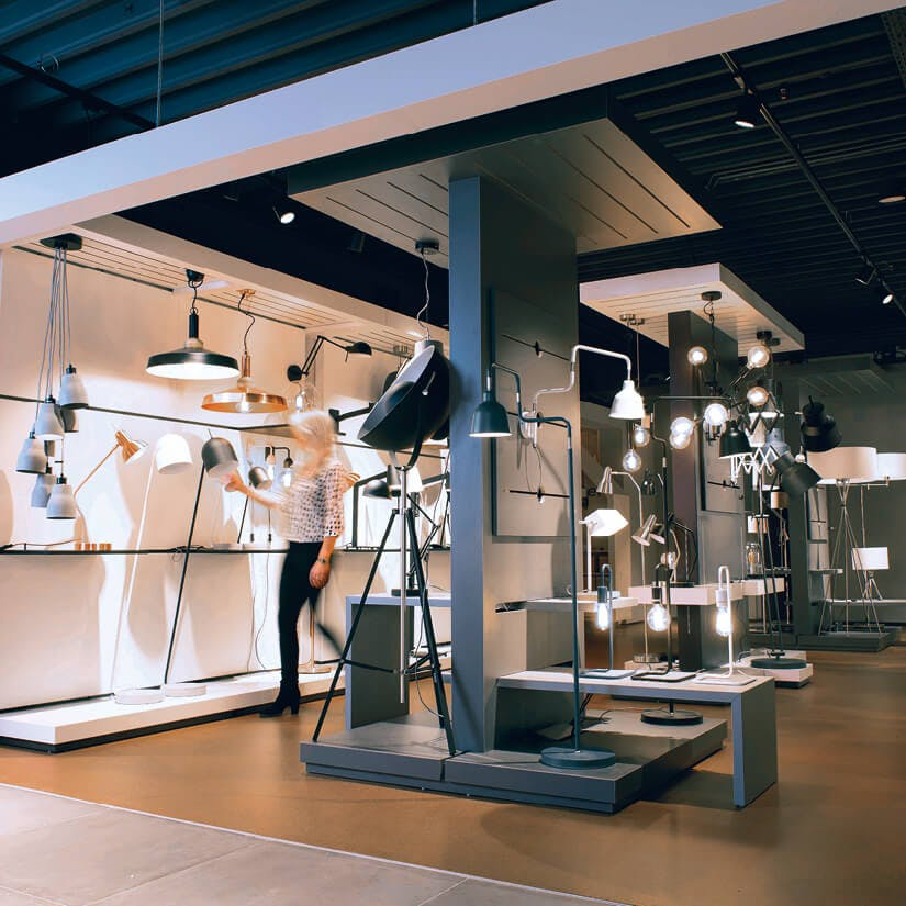 woonwinkel Eijerkamp Zutphen Verlichtingsshop