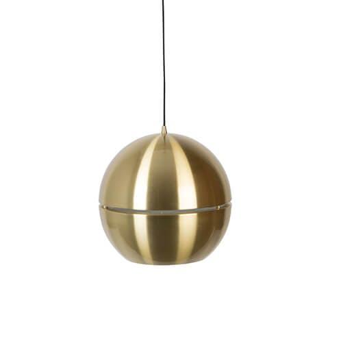 Gouden hanglampen Eijerkamp