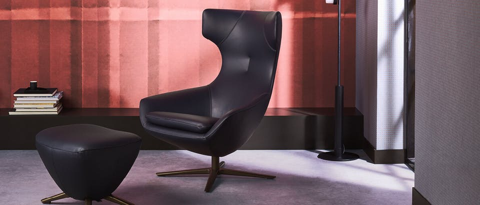 Leolux fauteuils Eijerkamp