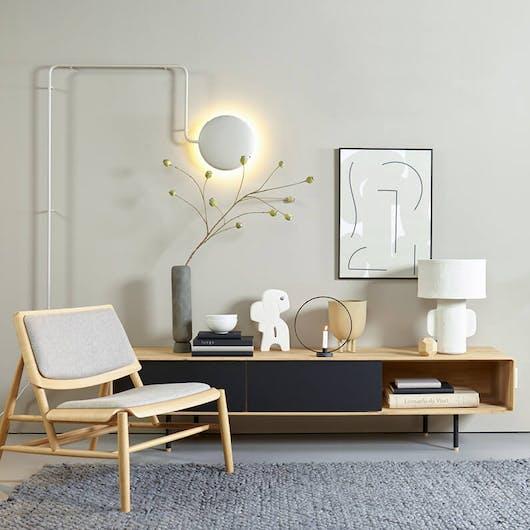 vtwonen Stijl Studio Basic fauteuil
