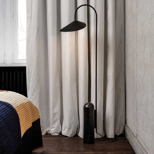 Woontrend 2020 Perfectly imperfect vloerlamp