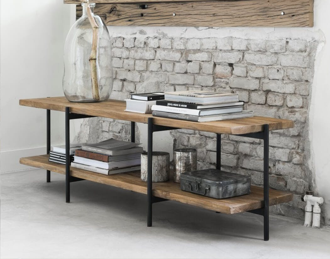 Woontrend 2019 Natural Clay open kast