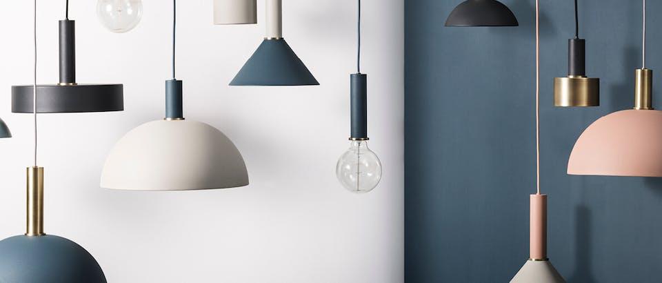 Ferm Living hanglampen Eijerkamp