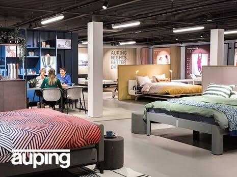 Auping Studio in Zutphen & Veenendaal