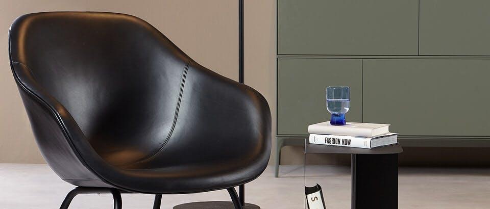 zwarte fauteuils Eijerkamp
