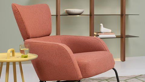 Woontrend 2020 Bright Design fauteuil