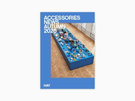 HAY Accessoires magazine 2020