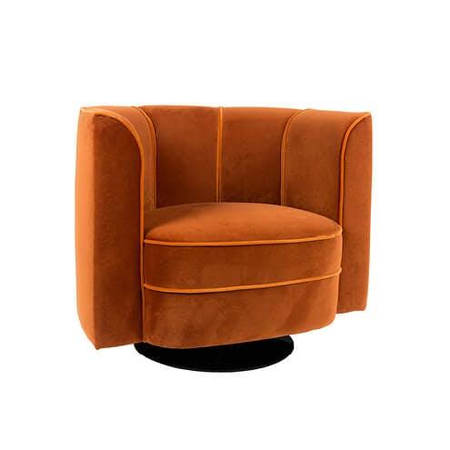 velvet fauteuils Eijerkamp